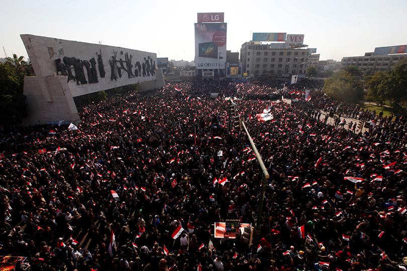 العراق أولا ودائما
